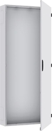 Шкаф напольный 288 мод. 1850x550x275 IP55 ABB TwinLine TL212G