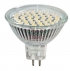 3W G5.3 тёплая. Лампа светодиодная LED 230V FERON LB-24 44LED 25127