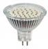 5W G5.3 тёплая. Лампа светодиодная LED 230V FERON LB-24 44LED 25127