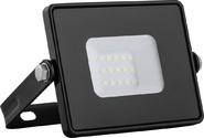 Прожектор LED, 20w 6400К, IP65, черный - Feron