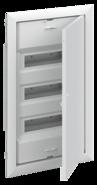 Шкаф внутреннего монтажа 36-42 мод. с винтовыми клеммами ABB UK636E3