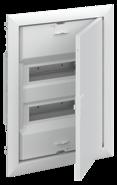 Шкаф внутреннего монтажа 24-28 мод. с винтовыми клеммами ABB UK624E3