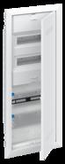 Шкаф комбинированный  с дверью с вентиляционными отверстиями (5 рядов) 24М - ABB