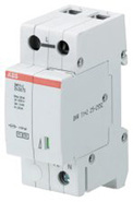 Ограничитель перенапряжения OVR T1+2 25 255TS ABB (2CTB815101R0300)