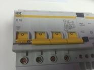 ИЭК Дифференциальные автоматы (дифавтомат) АД14 16A 30мАУ