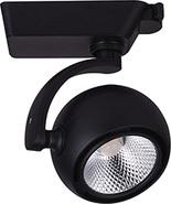 Трековый светильник, 25W, 2250 Lm, 4000К, 35 градусов, AL109 - черный, Feron