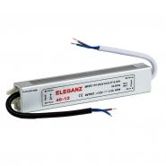 100W IP67 Трансформатор влагозащищенный 12V  Eleganz (1205/1)