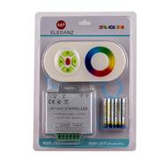 Контроллер сенсорный (радио) для светодиодных, многоцветных (RGB) лент Feron (LD56)