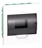 Бокс 1ряд/8мод встраиваемый с прозрачной дверцей, 2 клеммы, IP40, EASY 9 Schneider Electric (EZ9E108S2FRU)