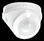 Lighting Management. Датчик движения PIR IP55 настенный/потолочный 360°, Legrand (48946)
