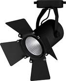 Трековый светильник, 30W, 2700 Lm, 4000К, 35 градусов, AL110 - черный, Feron