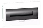 Бокс 1ряд/18мод встраиваемый с прозрачной дверцей, 2 клеммы, IP40, EASY 9 Schneider Electric (EZ9E118S2FRU)