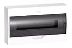 Бокс 1ряд/18мод навесной с прозрачной дверцей, 2 клеммы, IP40, EASY 9 Schneider Electric (EZ9E118S2SRU)
