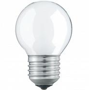 60W Е27 GE Шар матовый (лампа накаливания) General Electric (96934)