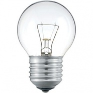 60W Е27 GE Шар прозрачный (лампа накаливания) General Electric (96933)