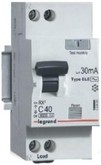 Дифавтомат 1P+N 32A 30mA AC Legrand RX³