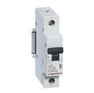 Legrand RX3 Однополюсный автоматический выключатель 1P 10A 4,5кА