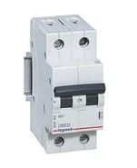 Legrand RX3 Двухполюсный автоматический выключатель 2P 6A 4,5кА