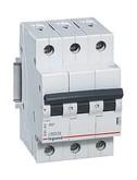 Legrand RX3 Трехполюсный автоматический выключатель 3P 50A 4,5кА
