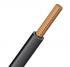 ПуГВ (ПВ-3) 1х6 черный, провод силовой (ПуГВ 1х6 Ч)
