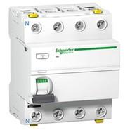 Выключатель дифференциального тока (УЗО) iID 4п 25A 300мА AC Schneider Electric (A9R44425)