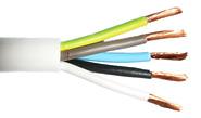 ПВС провод соединительный 5х1,5
