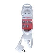 Удлинитель ультраплоский, 3 розетки, кабель 3 м