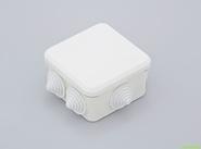 Коробка распределительная 70х70х40 IP55 белая TYCO 67030Б