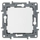 Переключатель 1кл промежуточный - белый, Legrand Etika 672209