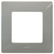 Рамка 1 пост светлая галька Legrand Etika 672521