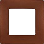Рамка 1 пост какао Legrand Etika 672571