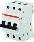 ABB S203 Автоматический выключатель 3P 20А (B) 6kA (2CDS253001R0205)