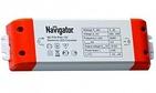 Трансформатор (драйвер) светодиодный LED 30w 12v Navigator (71461 ND-P-IP20)