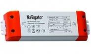 Трансформатор (драйвер) светодиодный LED 15w 12v Navigator (71460 ND-P-IP20)