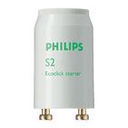 Стартер S2 4-22W 220V последовательное подключение PHILIPS (069750933)