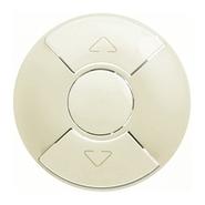 Legrand Celiane Кнопочный выключатель для рольставней/штор/тента (слоновая кость)