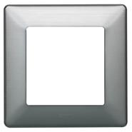 Рамка 1 пост, сталь, Legrand Valena Life (754151)