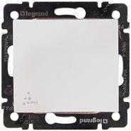 Переключатель 1-но клавишный на два направления - IP44 - белый Legrand 774206