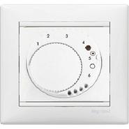 Терморегулятор теплого пола (термостат) Legrand Valena - белый