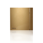 (Soler & Palau) Вентилятор накладной SILENT-100 CRZ GOLD DESIGN-4C (230V 50) с таймером