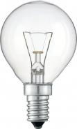 40W E14 PHILIPS Шар прозрачный декоративный (лампа накаливания) ДШ 40вт P45 230в E14 (01186250)