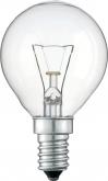 60W E14 PHILIPS Шар прозрачный декоративный (лампа накаливания) ДШ 60вт P45 230в E14 (06699250)