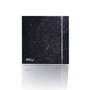 (Soler & Palau) Вентилятор накладной SILENT-100 CZ MARBLE BLACK DESIGN