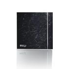 (Soler & Palau) Вентилятор накладной SILENT-100 CRZ MARBLE BLACK DESIGN-4C (230V 50) с таймером