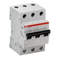 Автоматический выключатель 3P C20 ABB SH203L