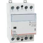 CX3 Контактор 230V 4НО 40А с ручкой управления