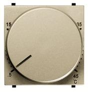 Терморегулятор теплого пола - шампань, ABB Zenit (N2240.3 CV)