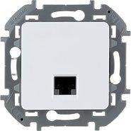 Розетка интернет RJ 45 CAT6 UTP - белый INSPIRIA 673830