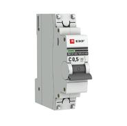 Автоматический выключатель 1P C0,5 EKF PROxima ВА 47-63