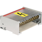ABB Шина на DIN-рейку в корпусе (кросс-модуль) 4Px15 контактов 125А BRT (9535R2300)